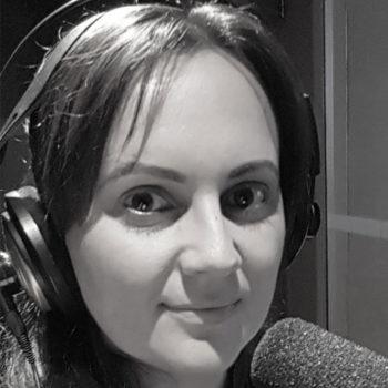 Mel Pinn - Voiceover Artist - Purple Wax